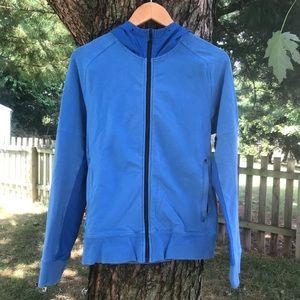 Men's Blue Lululemon Sweatshirt Small. GUC